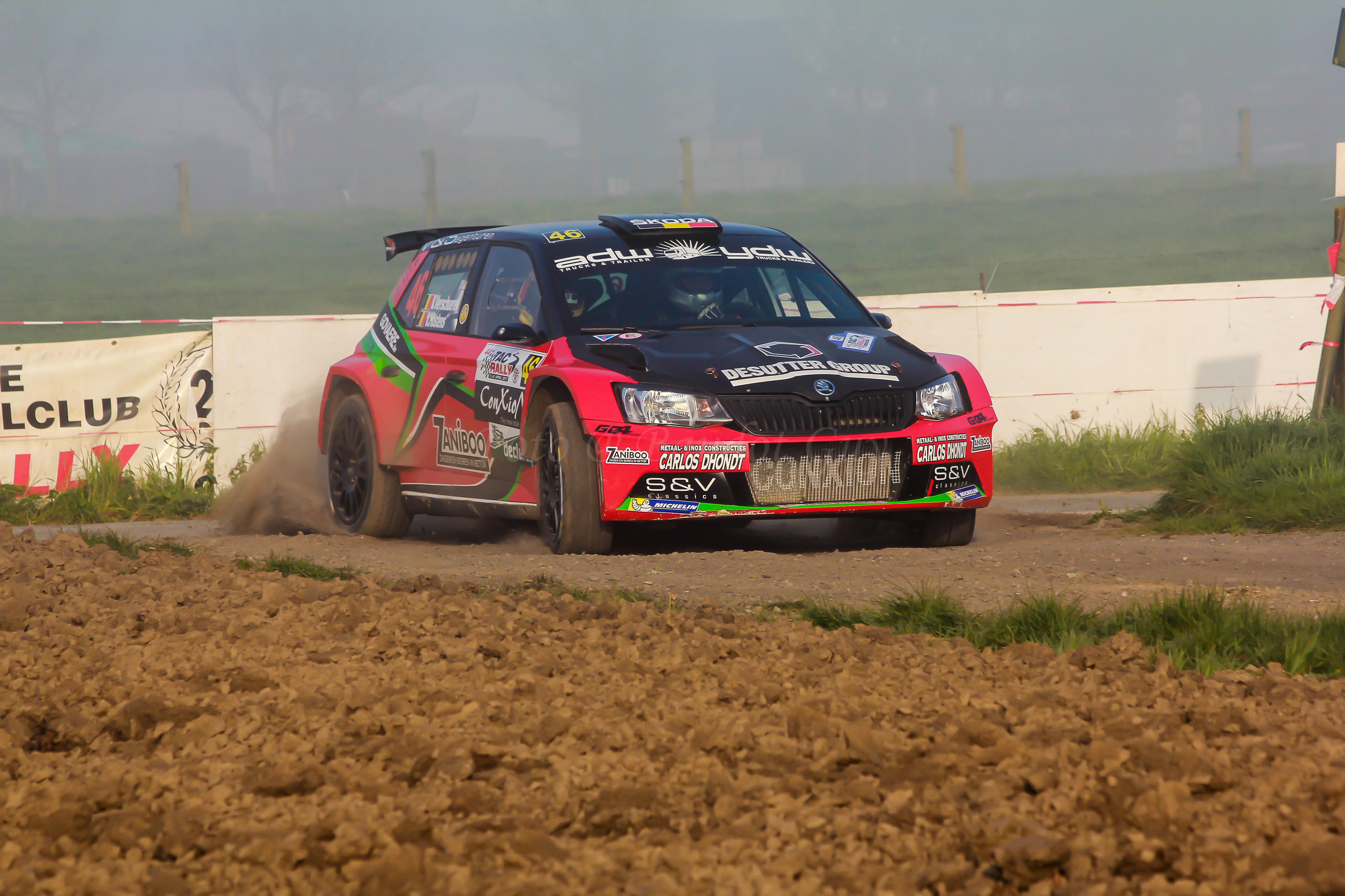 Tielt TAC Rally de Foto's van Guy Baudot