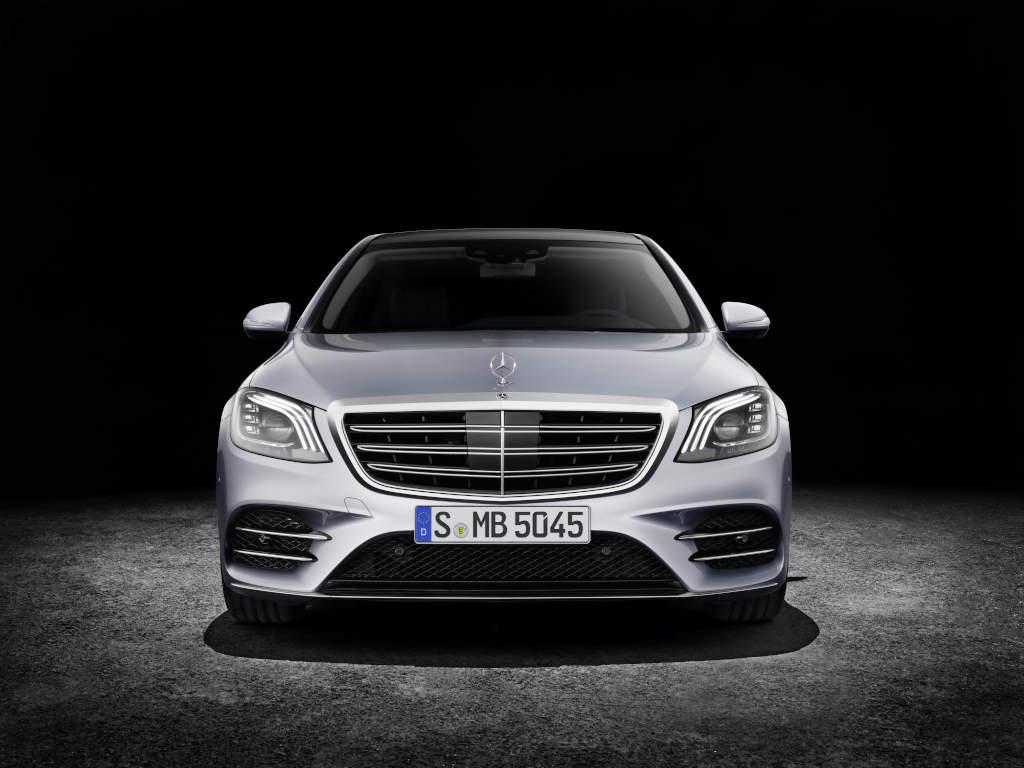 Nieuwe Mercedes-Benz S-Klasse – de benchmark in efficiëntie en comfort