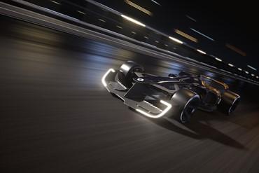 Renault R.S. 2027 Vision conceptcar werpt een blik in de toekomst van de Formule 1