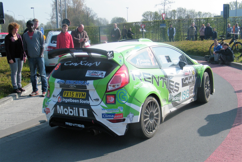 Renties in de TAC Rally