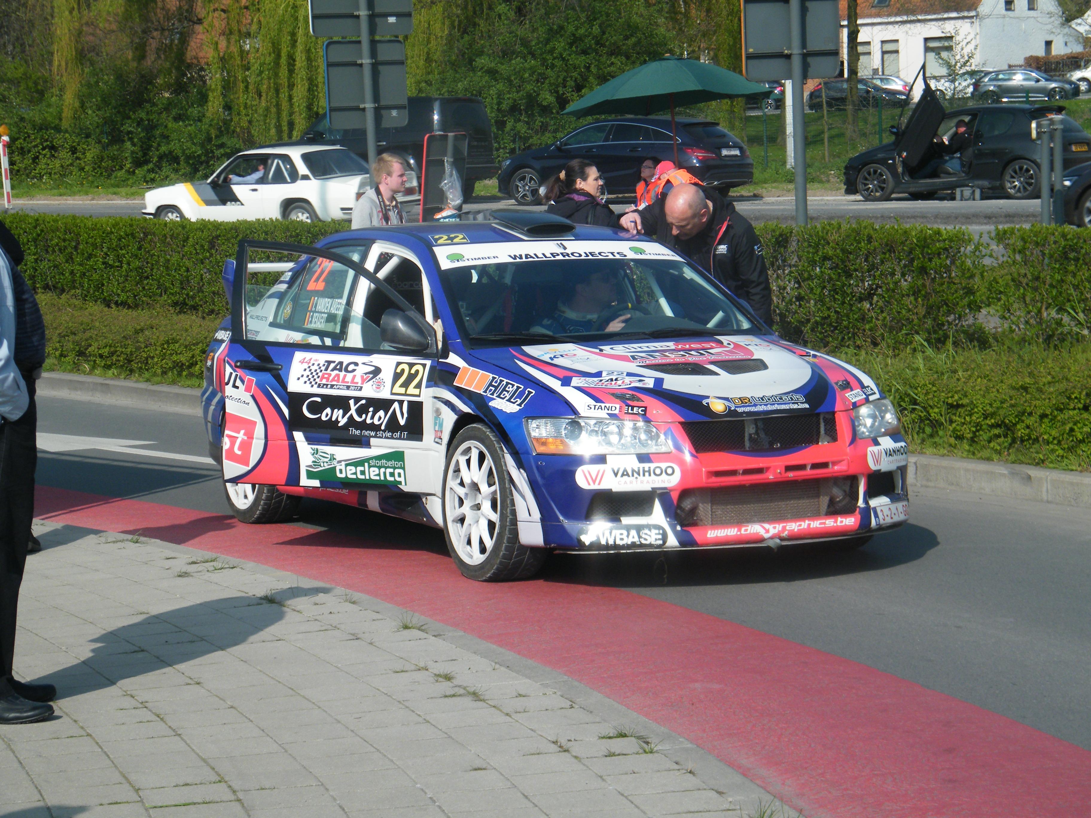 TAC Rally – na KP 8