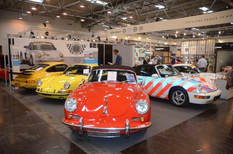 Porsche op Thecno Classics  Essen 2017  Wilfried Geerts