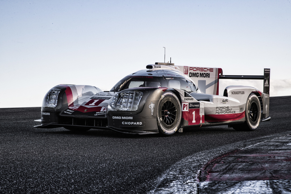 New 2017 Porsche Fast Family