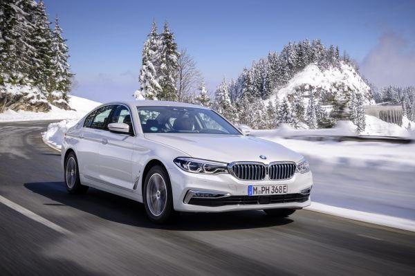 De BMW 530e iPerformance: de meest succesvolle zakenberline nu ook beschikbaar in plug-in hybride versie.