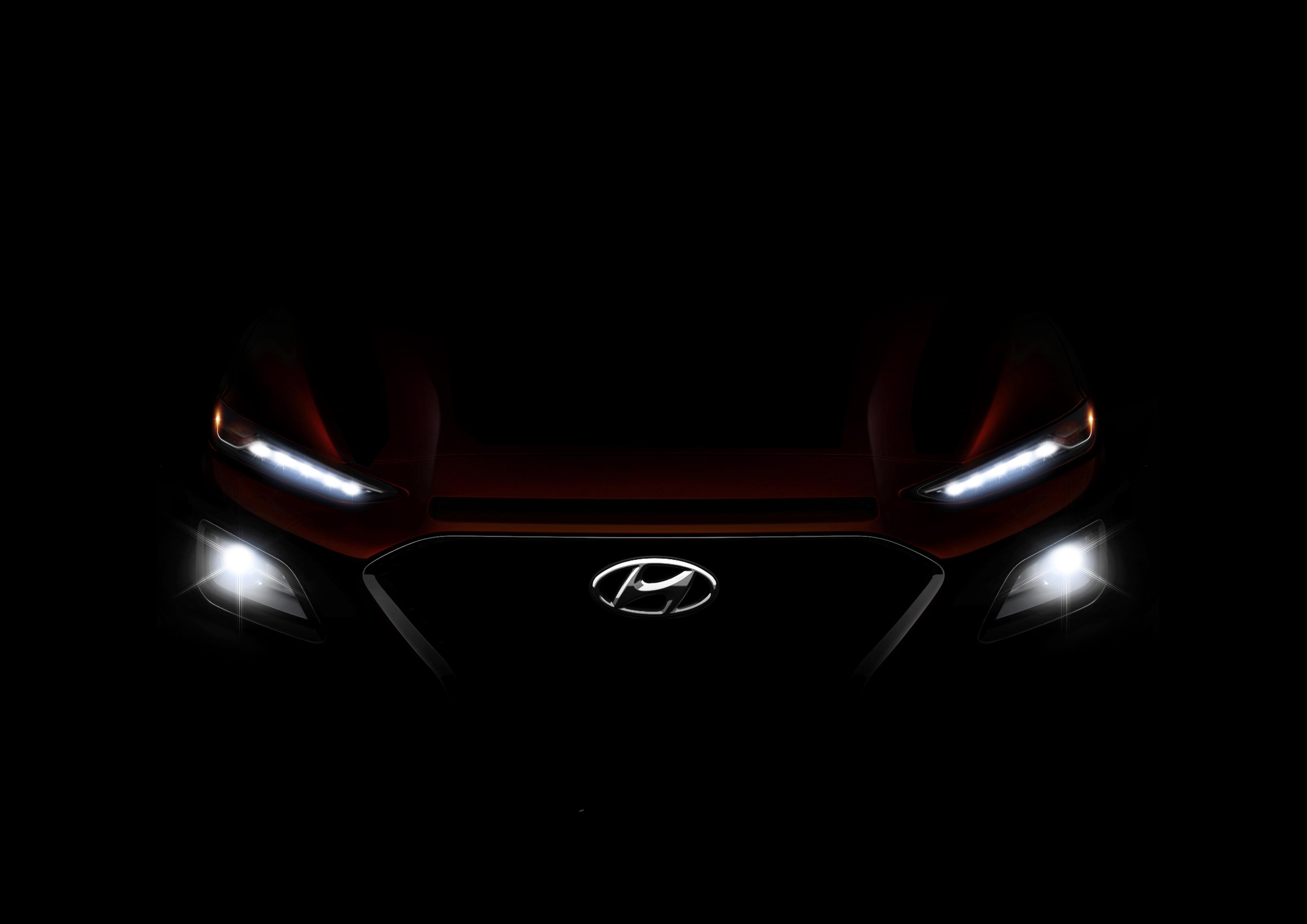 De nieuwe Hyundai KONA: scherp en vernieuwend