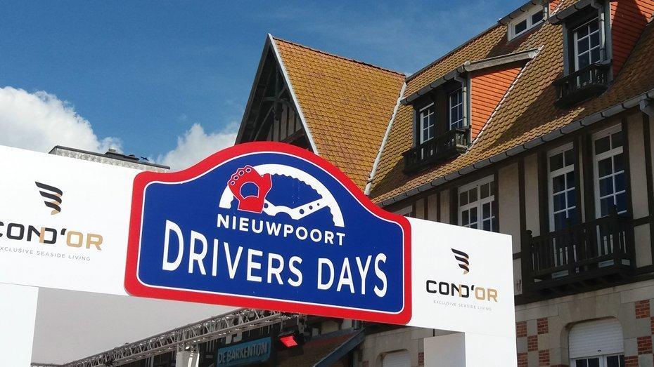 Drivers Days Nieuwpoort 2017  Reportage Wilfried Geerts.