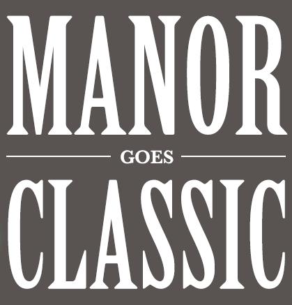 Manor goes Classic baadt in tropische zon. -Vincent Arpons