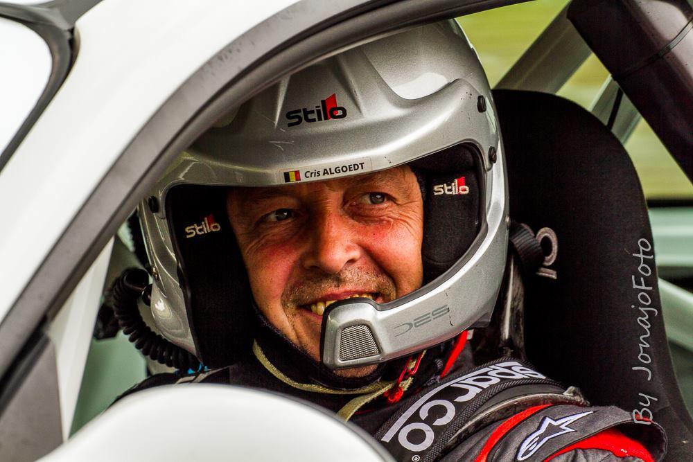 ORC , start rallyseizoen 2017 voor Cris Algoedt.