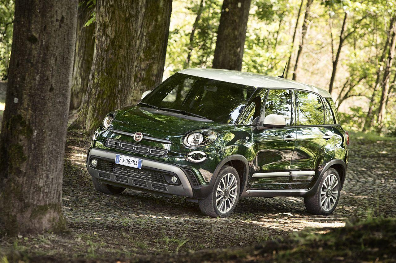 FCA Belgium kondigt de nieuwe Fiat 500L aan
