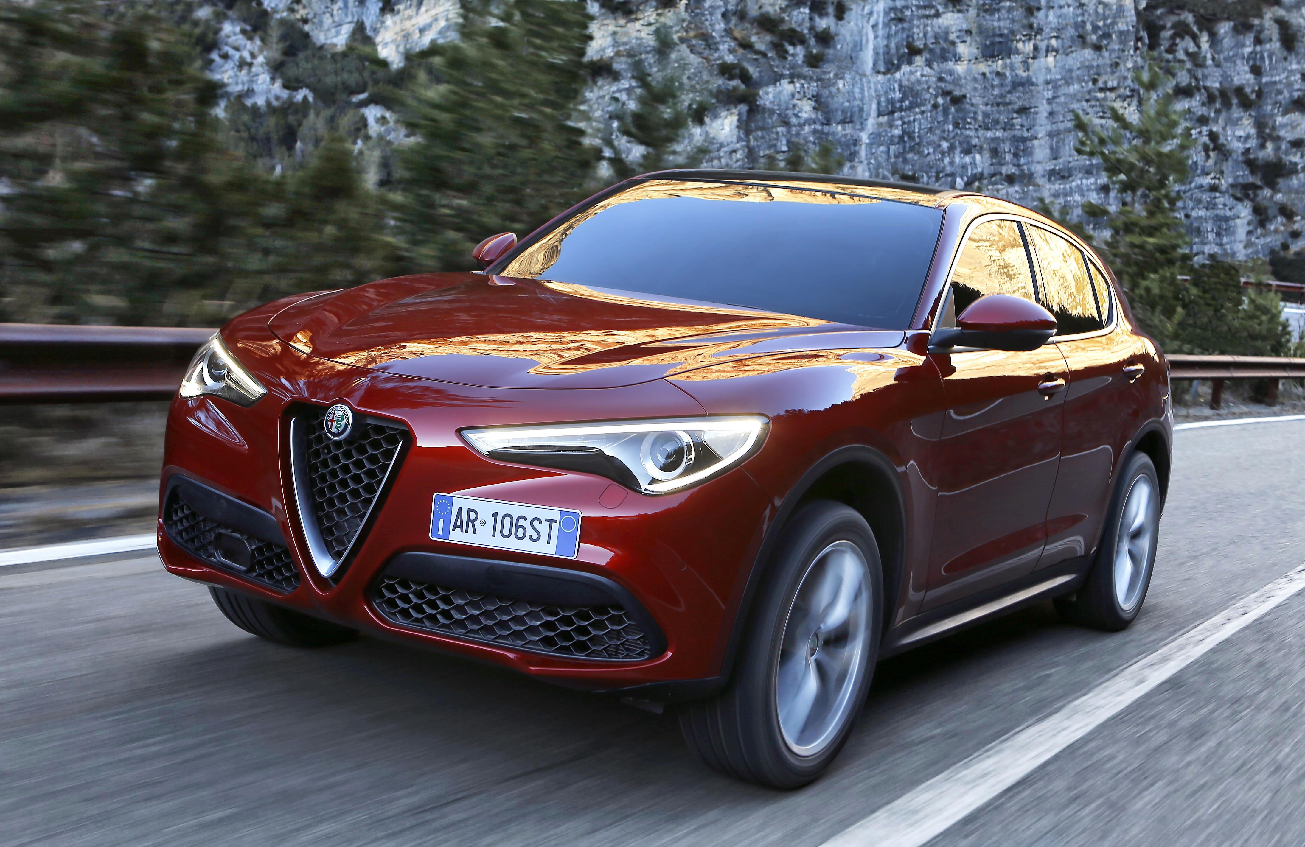 Nieuwe versie 2.2 JTDm 150 pk voor de Alfa Romeo Stelvio beschikbaar op de Belux-markt