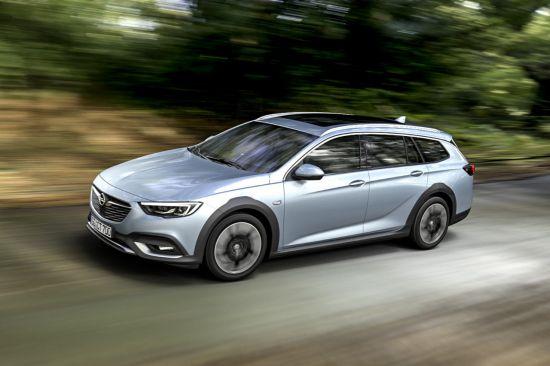 Opel Insignia Country Tourer vanaf nu te bestellen