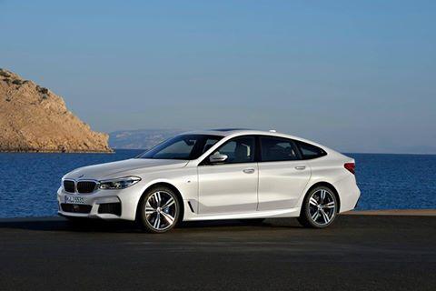 De nieuwe BMW 6 Reeks Gran Turismo.