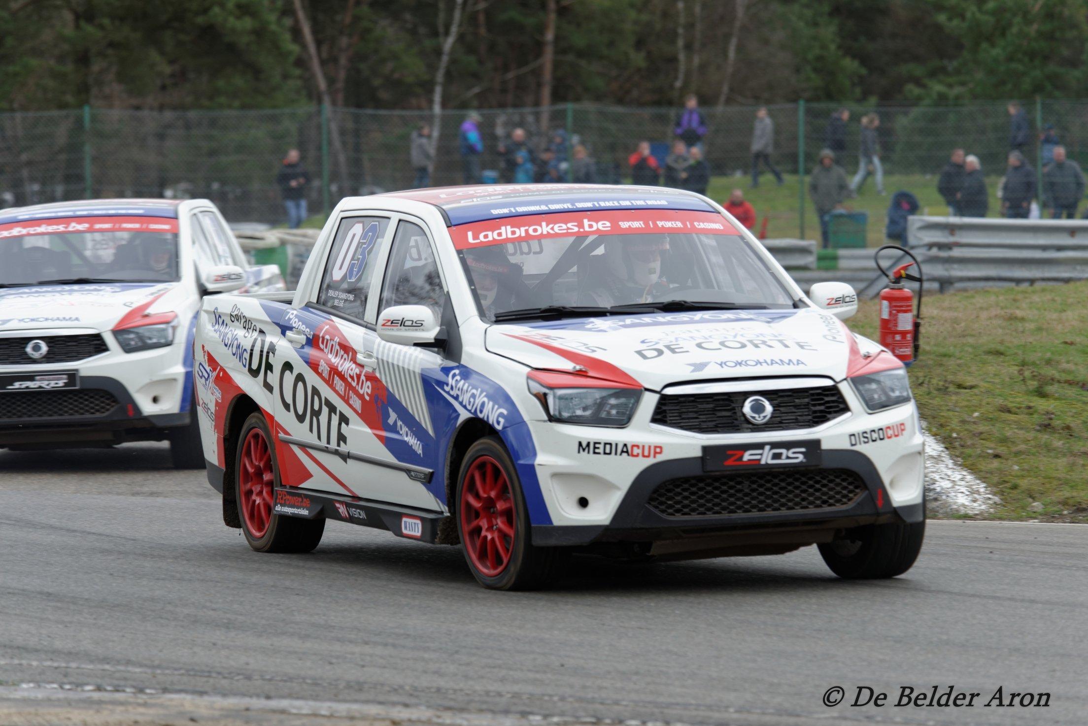 De Ladbrokes SRX Cup op weg naar Duitsland