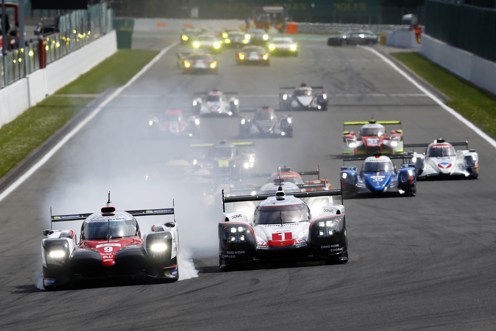 De 36 meest interessante feiten en cijfers over Porsche en Le Mans