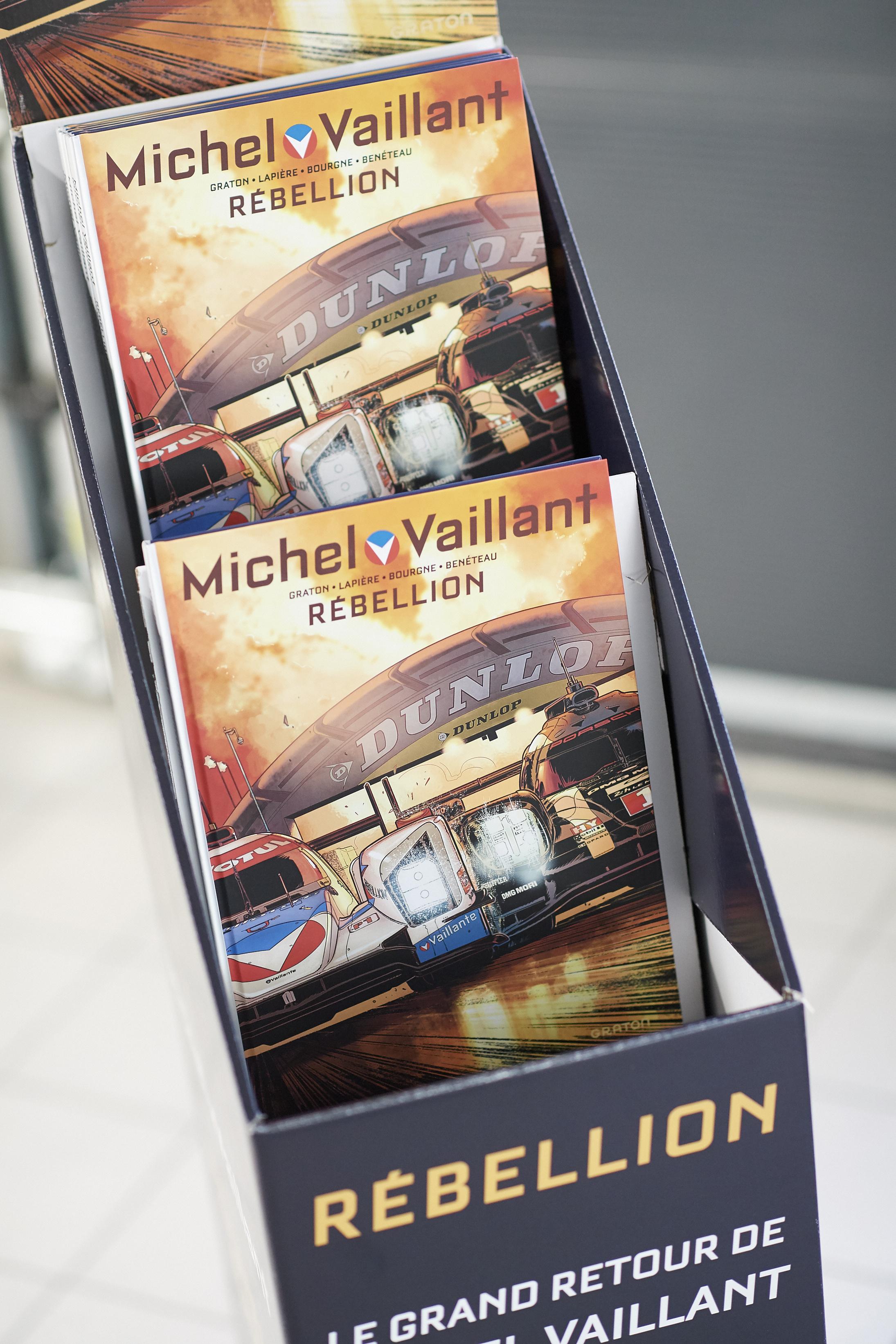 Porsche tegen Vaillant In Le Mans