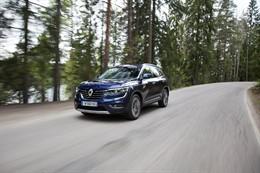 Renault Koleos video (Chris Gommeren)