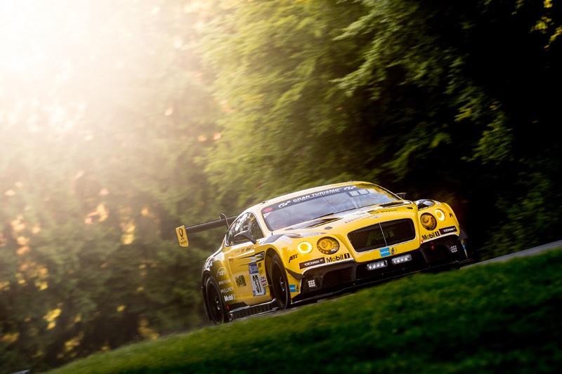 Nico Verdonck met Bentley Team ABT naar 24 Uur van Spa