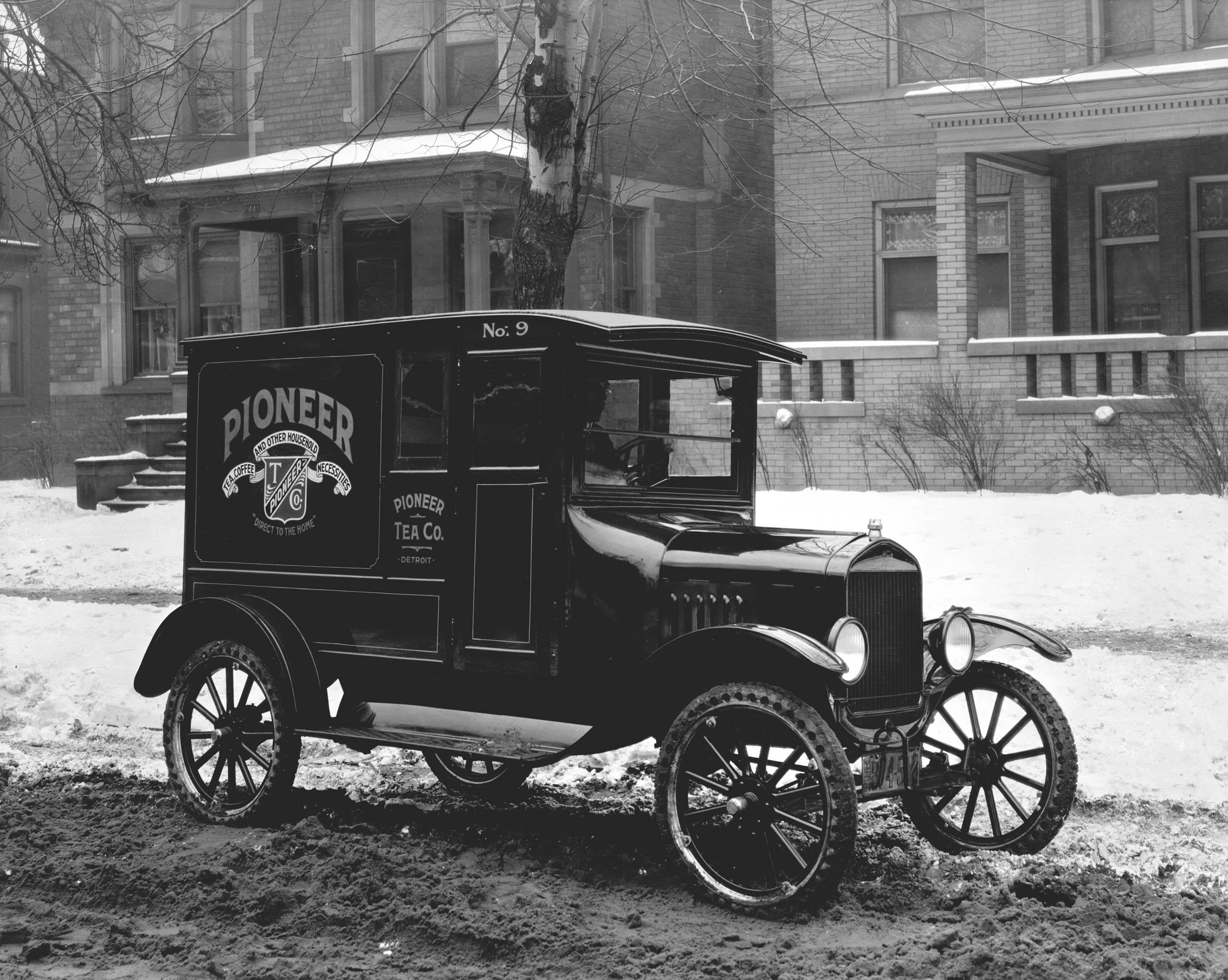 100 jaar Ford Model TT