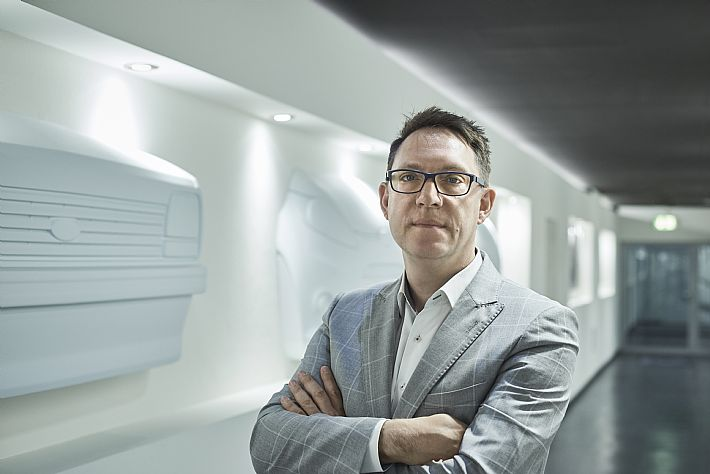Nederlander Amko Leenarts Director Design bij Ford Europa