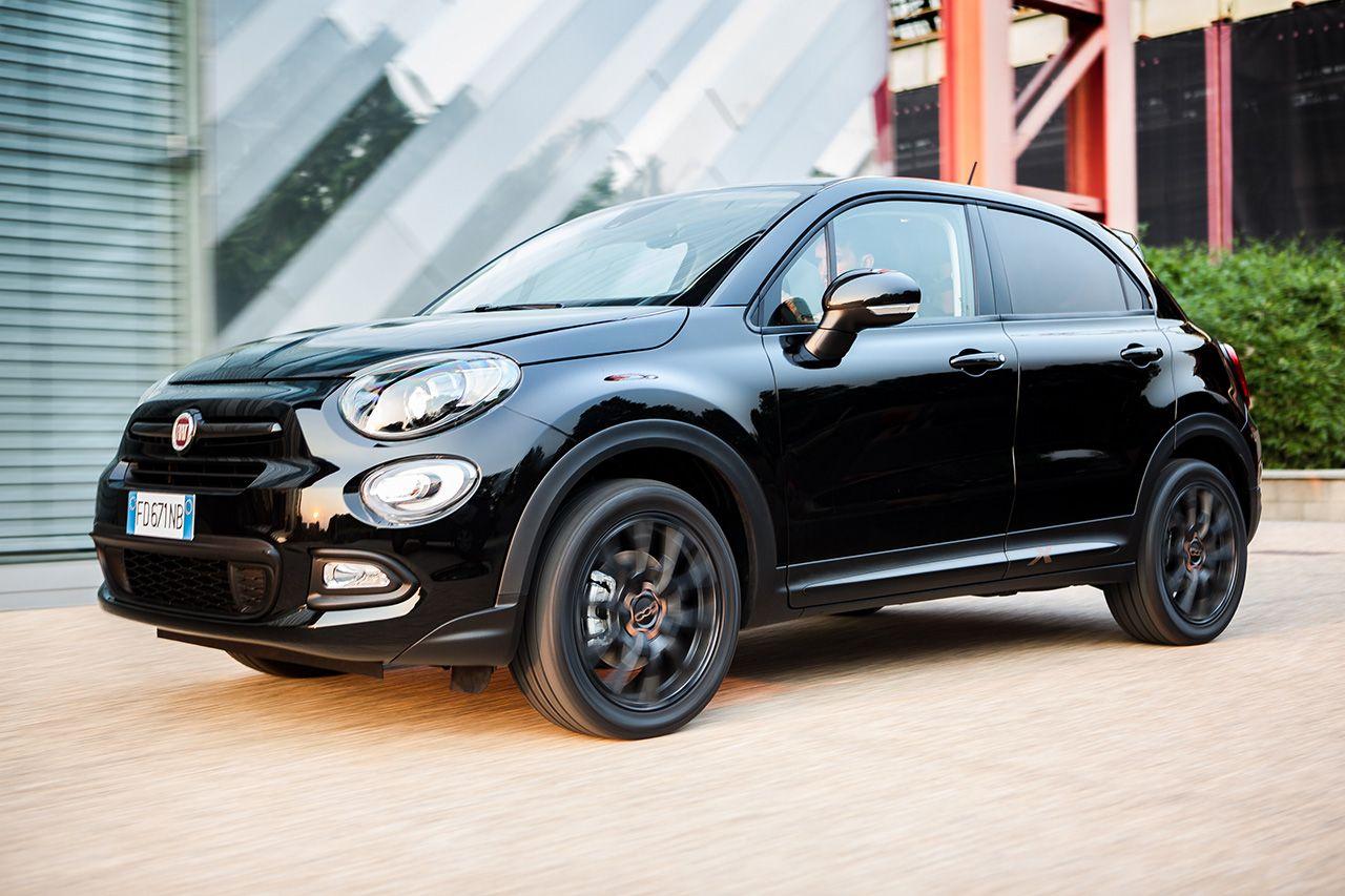 Nieuwe Fiat 500X S-Design: sportief design voor de compacte SUV van Fiat