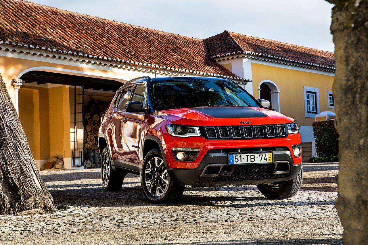 Nieuwe Jeep® Compass: beschikbaar vanaf nu bij de Belgische verdelers