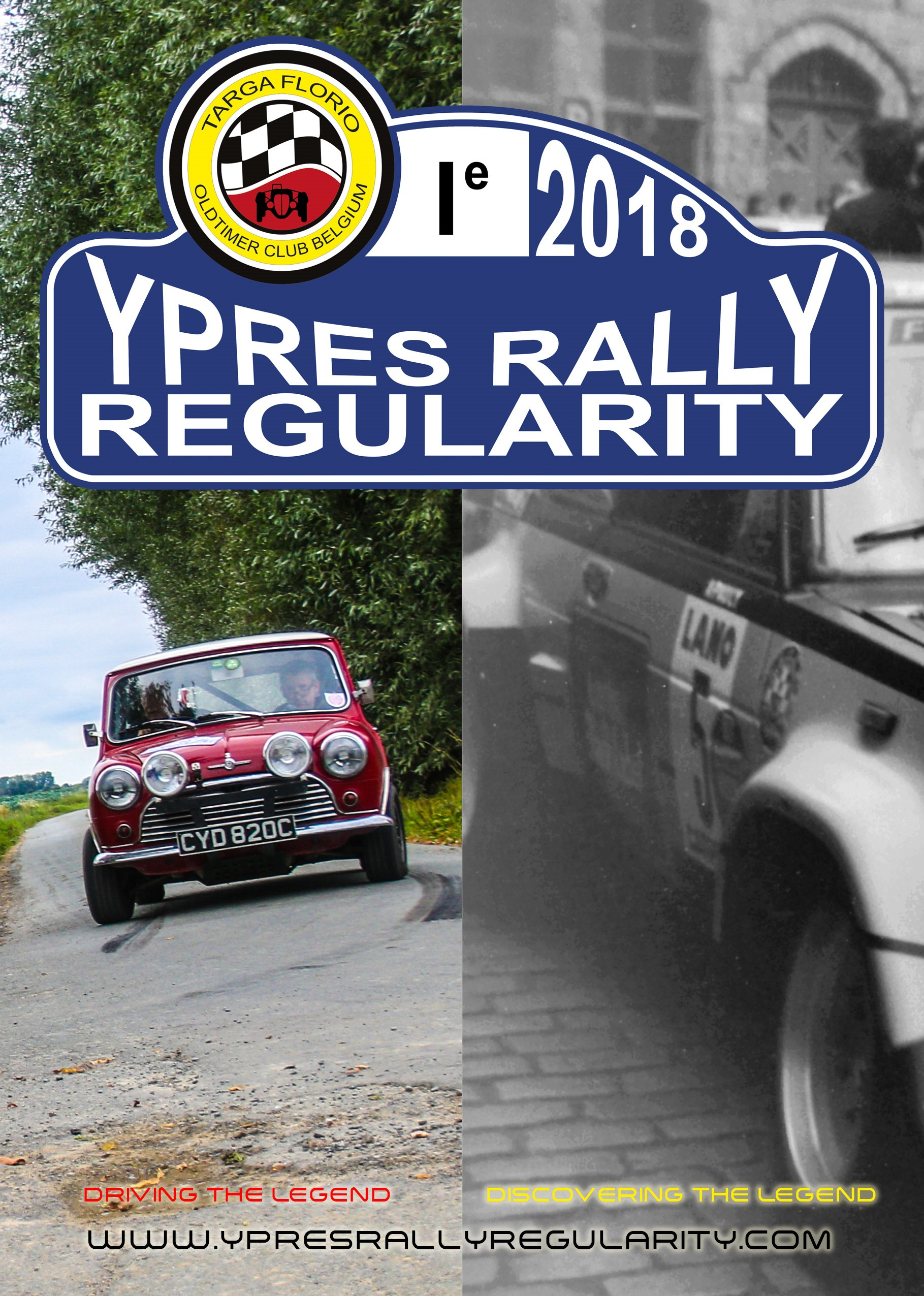 Ypres Rally Regularity 2018