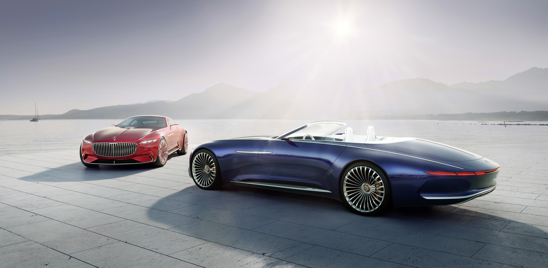 De Vision Mercedes-Maybach 6 Cabriolet