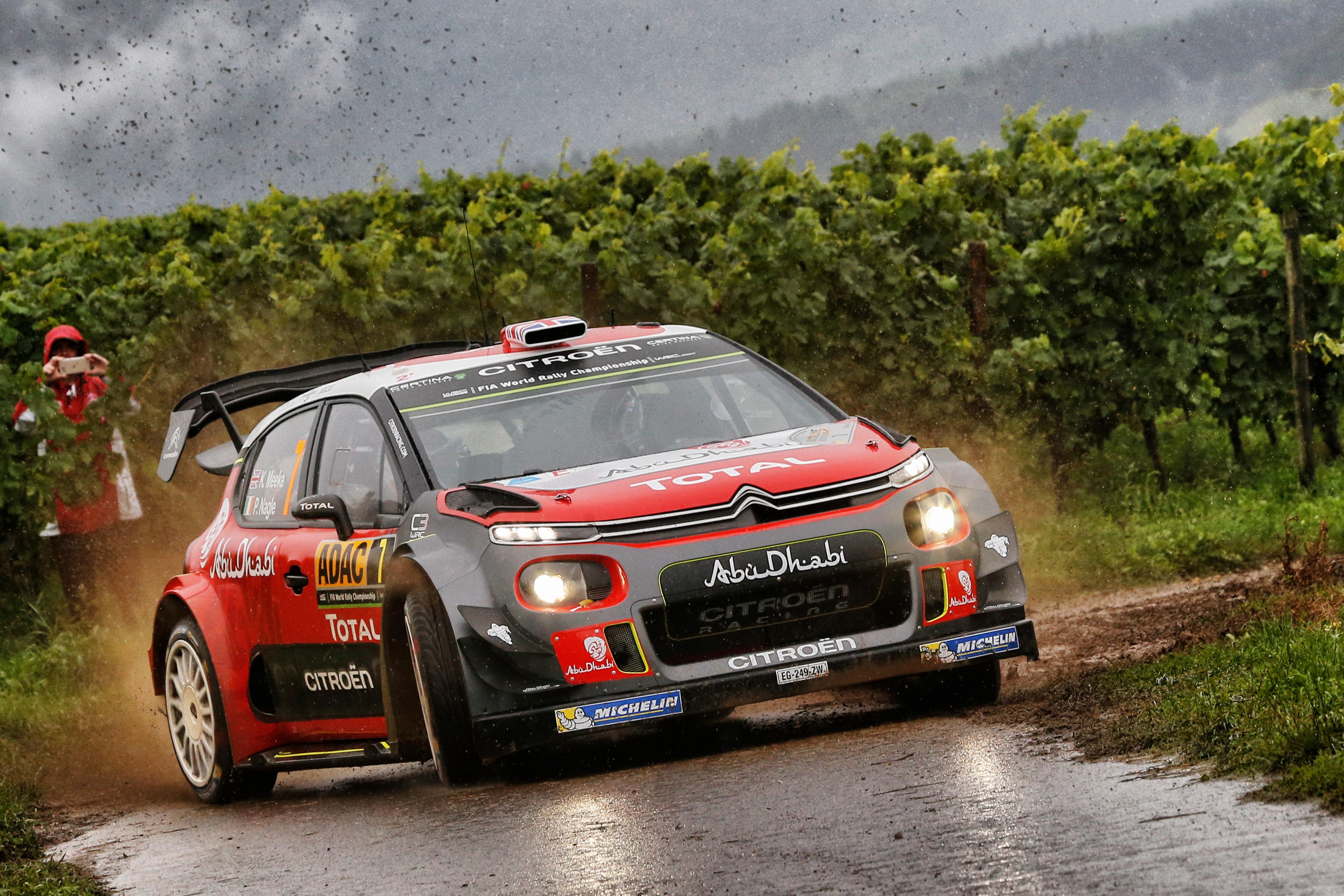 WRC Duitsland press releases.