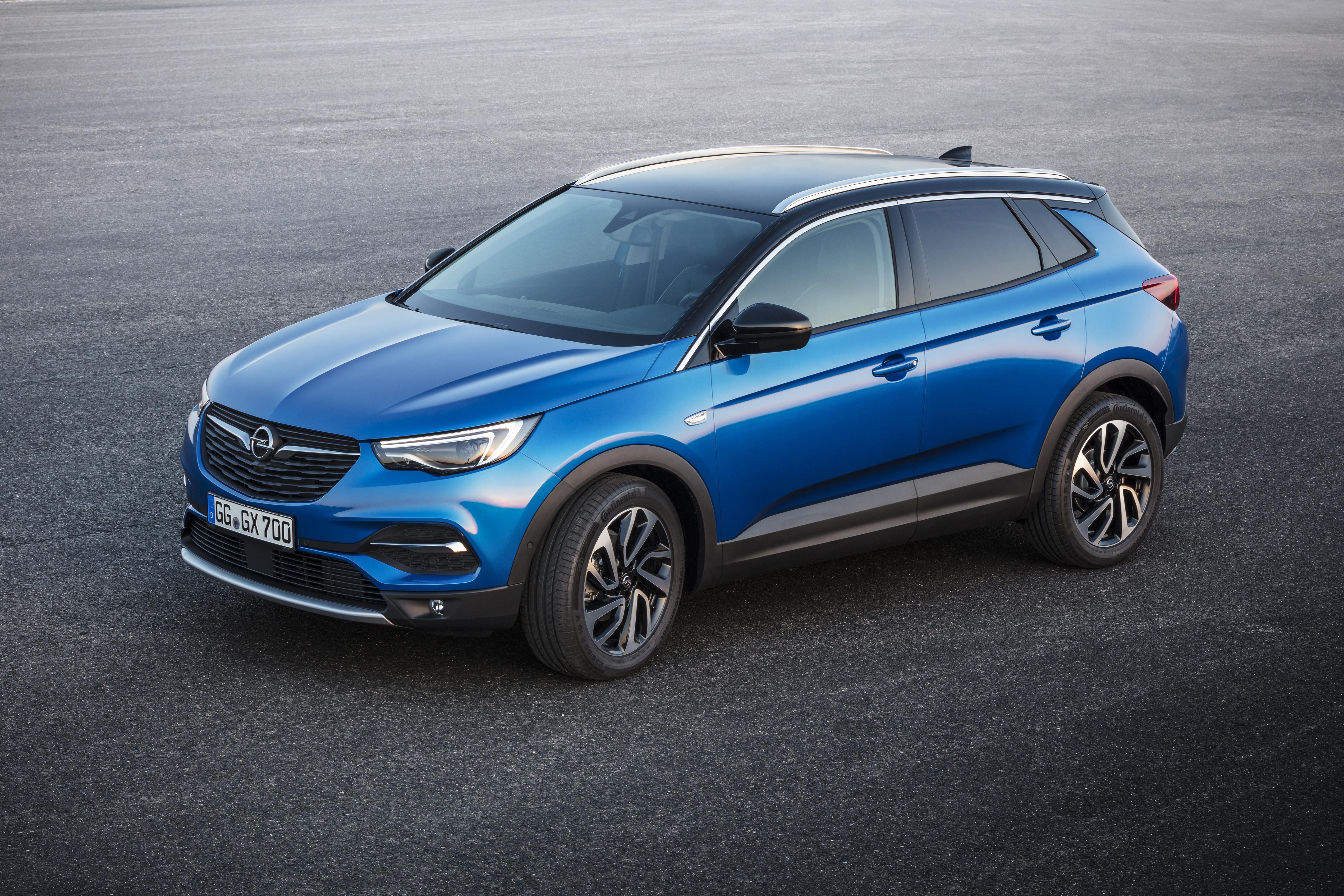 Opel Grandland X: opvallend design onderscheidt nieuwe SUV van rivalen