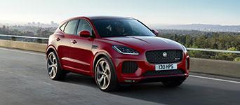New Jaguar E-PACE | GUINNESS WORLD RECORDS™ Barrel Roll