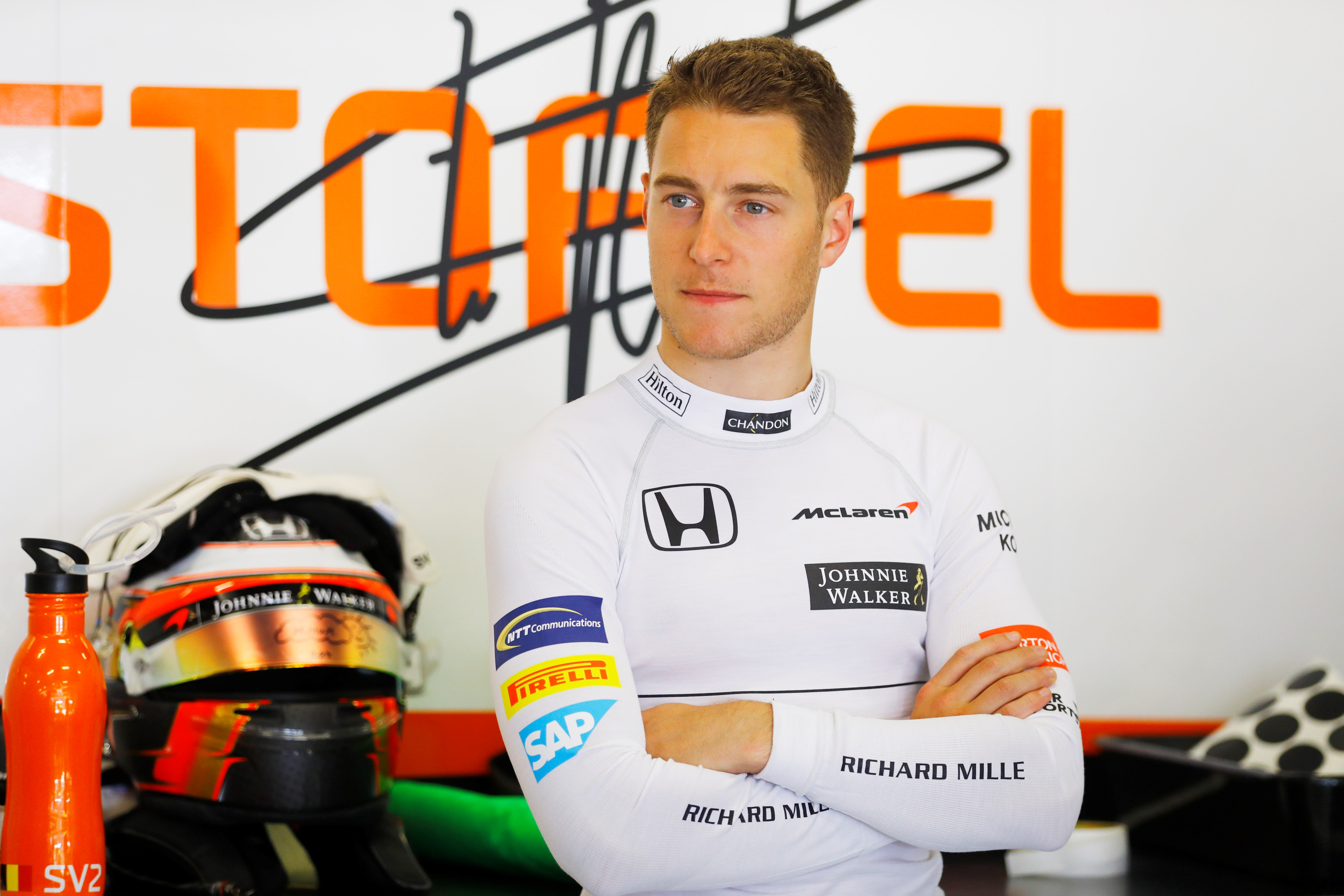 McLAREN HONDA CONFIRMS STOFFEL VANDOORNE WILL RACE FOR THE TEAM IN 2018 AS PLANNED