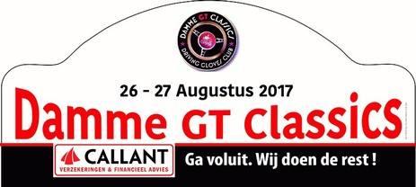 5de Editie van de Damme GT Classics een zomerse voltreffer.  Alain Mervilde
