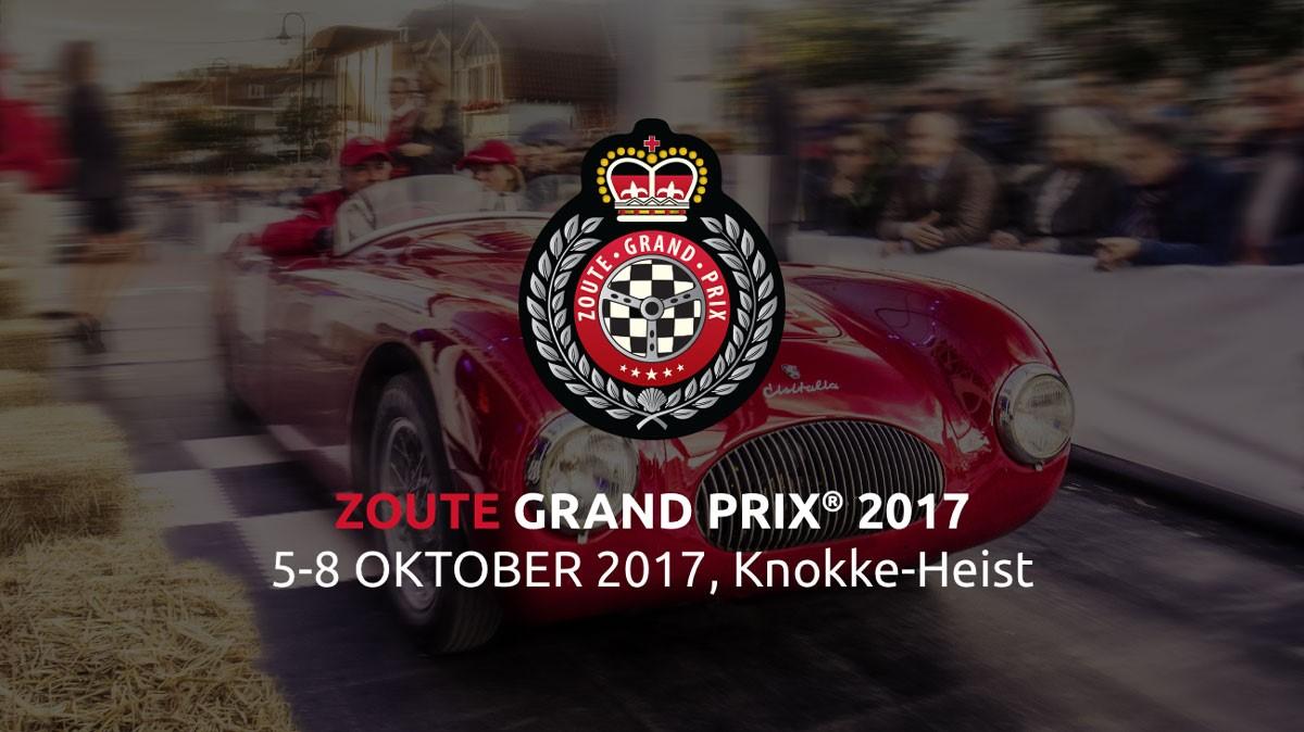 In laatste rechte lijn naar de ZOUTE GRAND PRIX® 2017