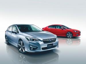 Nieuwe Subaru Impreza