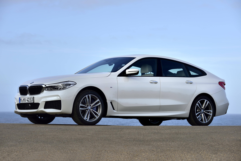 De nieuwe BMW 6 Reeks Gran Turismo –