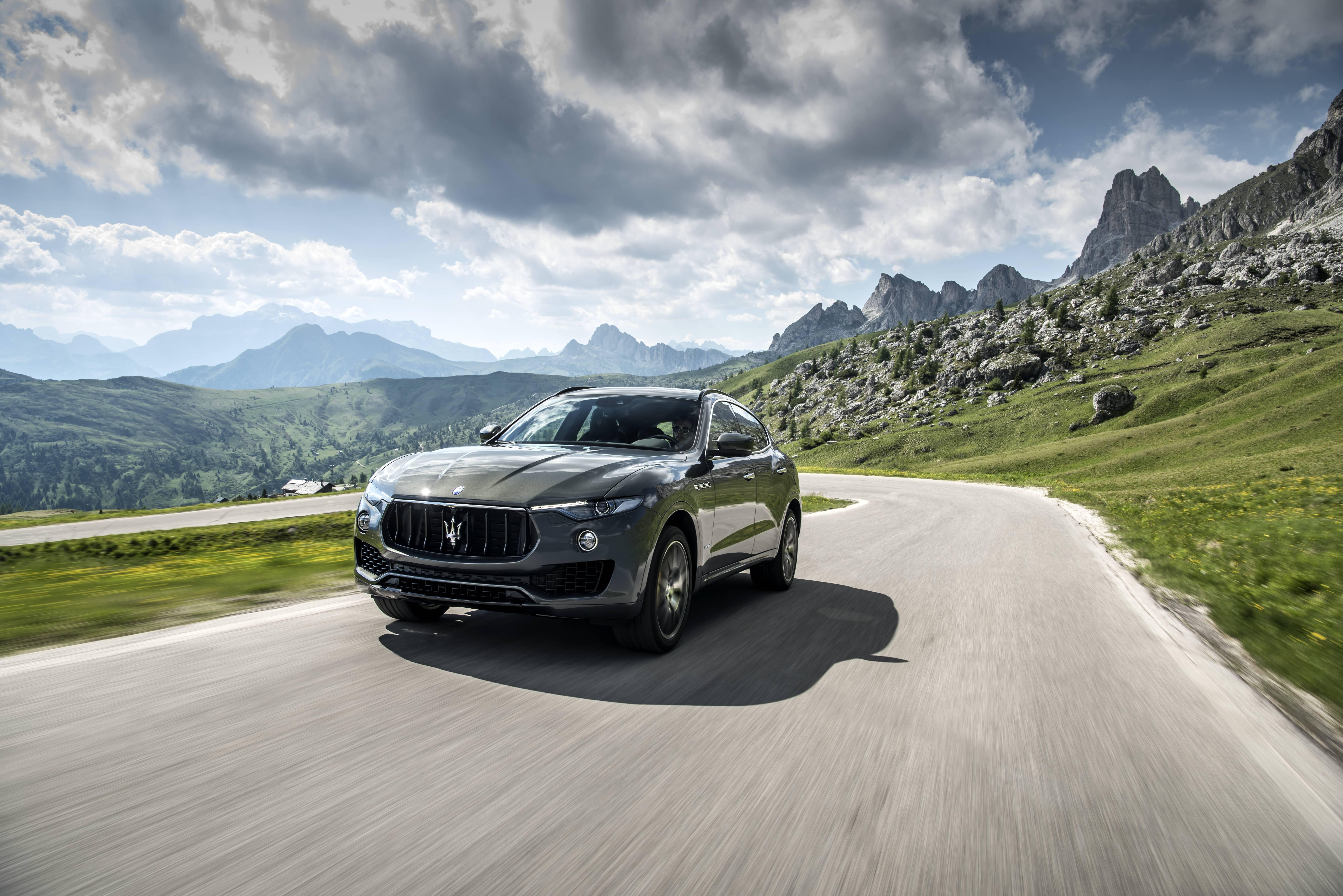 Maserati versterkt Levante-serie met nieuwe 350 pk biturbo benzinemotor