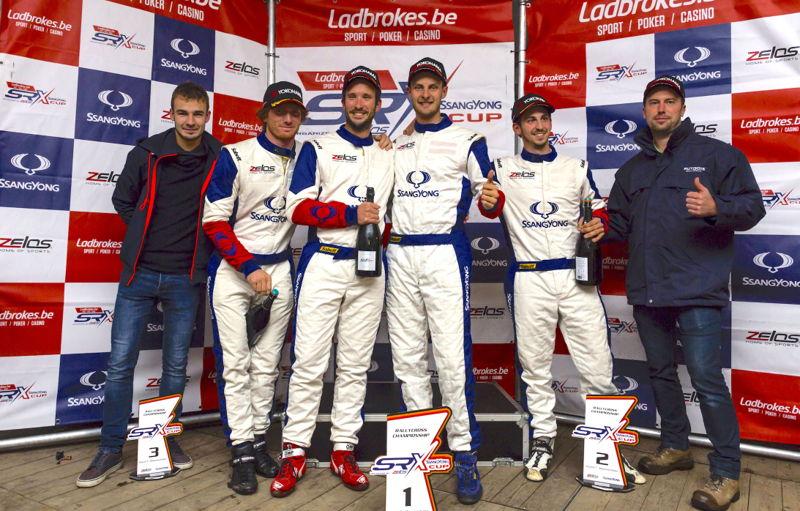 Ladbrokes SRX Cup Round