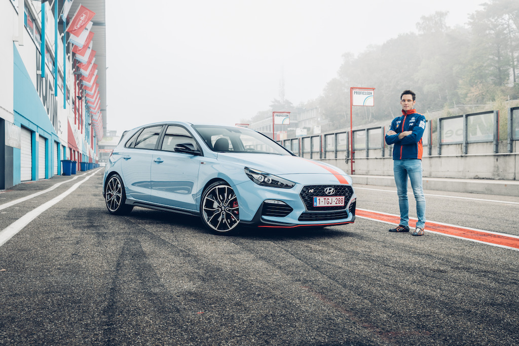 i30N Thierry Neuville Limited Edition
