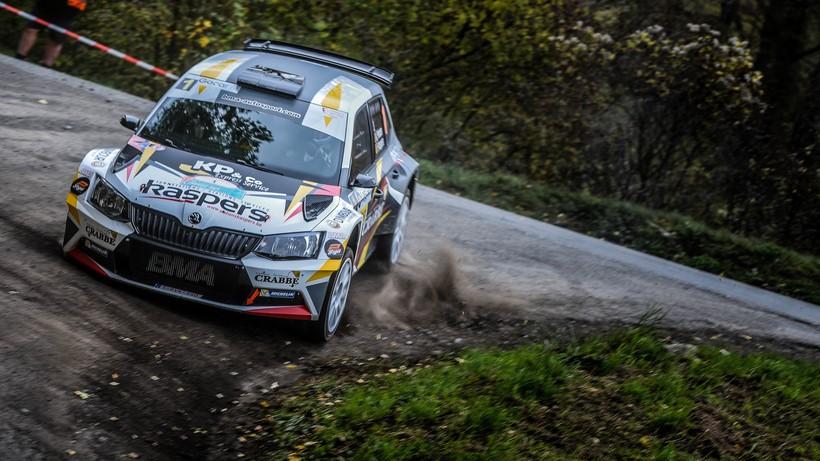 Condroz Rally – Hoei BMA bekroont het seizoen met een klinkende overwinning