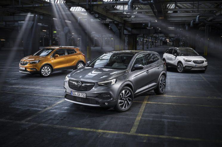Indrukwekkend aantal Belgische premières op de Opel-stand in Brussel