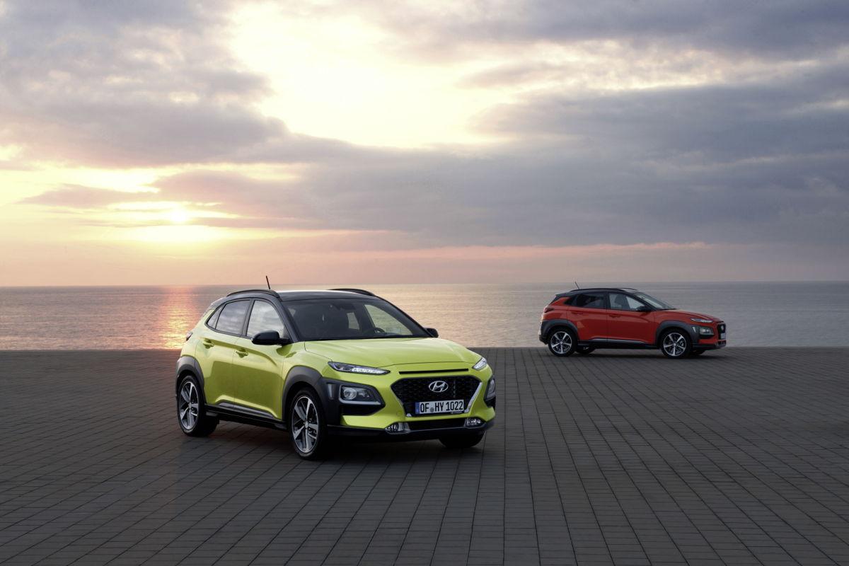 Hyundai zet de hippe Kona, de sportieve i30 N, de unieke i30 Fastback en de baanbrekende Ioniq in de kijker in Paleis 3.