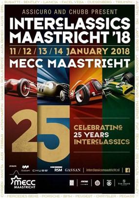 Interclassics  2018 Maastricht.  Vincent  Arpons.