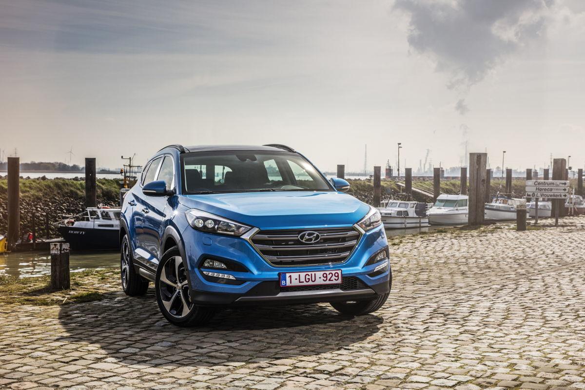 Meest verkochte SUV van België ziet indrukwekkende shift van diesel naar Benzine