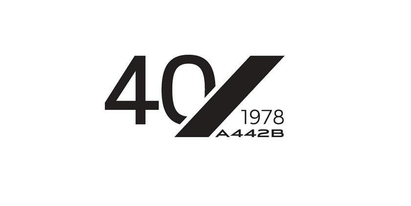 Logo 40 ans de la victoire d'Alpine aux 24 heures du Mans