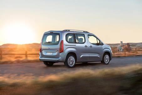 Nieuwe beste vriend van het gezin: de innovatieve Opel Combo Life