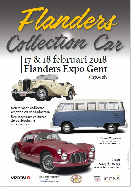 FLANDERS COLLECTION CAR 2018  –