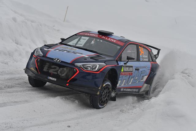 HYUNDAI MOTORSPORT: WRC – 2018 RALLY ZWEDEN