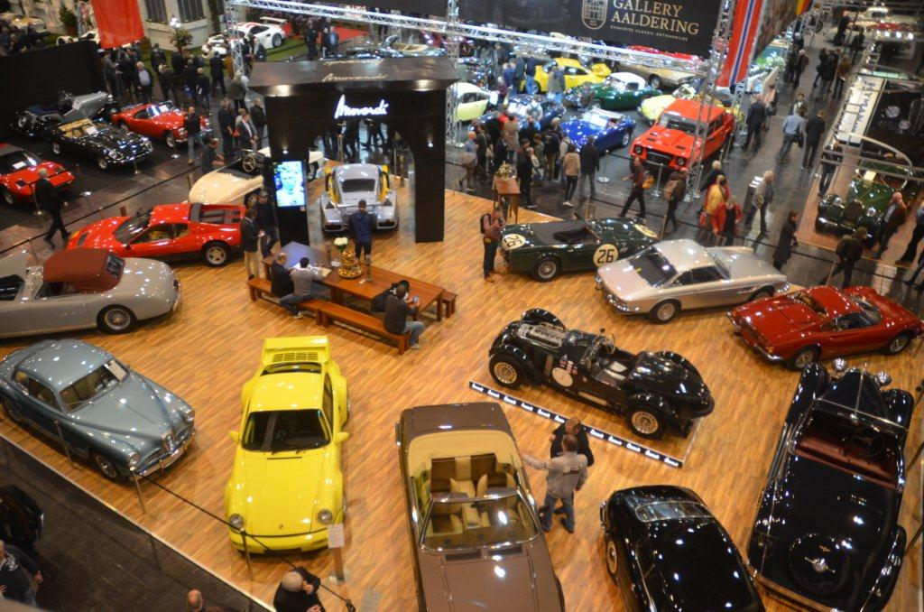 TECHNO  CLASSICA  ESSEN.   2018 by Wilfried Geerts.