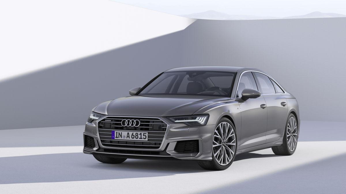 Upgrade in businessclass: de nieuwe Audi A6 Berline