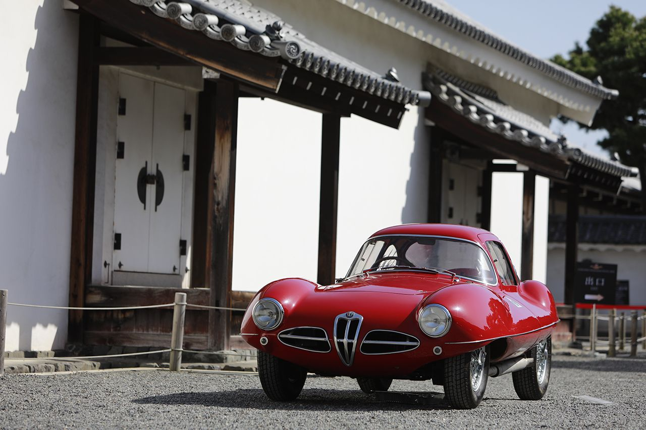 Alfa Romeo verleidt het land van de rijzende zon
